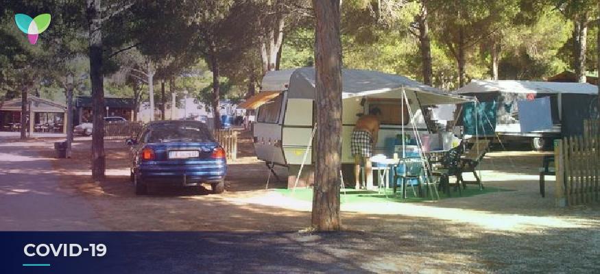 Réouverture des campings Espagnols le 11 Mai 2020